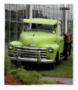 Chevrolet Old Fleece Blanket