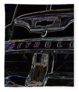 Chevrolet 2 Fleece Blanket