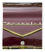 Chevrolet 4 Fleece Blanket