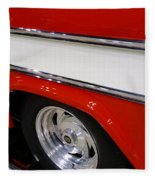 Chevy Cameo 1957 Fleece Blanket