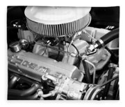 Chevy Power Fleece Blanket