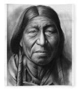 Cheyenne Fleece Blanket
