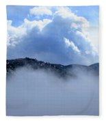 Cheyenne Mountain Fleece Blanket