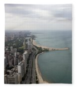 Chicago Fleece Blanket