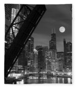 Chicago Pride Of Illinois Fleece Blanket
