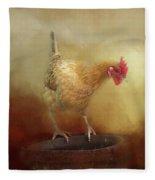 Chicken Fleece Blanket