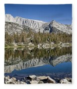 Chickenfoot Lake Fleece Blanket
