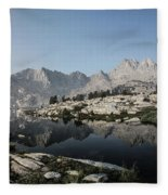Chief Lake Fleece Blanket
