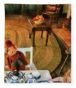 Children - Toys - The Tea Party Fleece Blanket