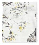 China Ancient Female Fleece Blanket