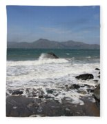China Beach  Fleece Blanket