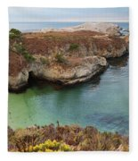 China Cove Fleece Blanket