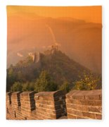 China, The Great Wall Fleece Blanket