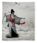 Chio Chio San Fleece Blanket