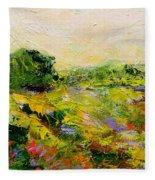 Chippenham Fleece Blanket