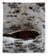 Chirpy Birch Fleece Blanket