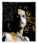 Chris Cornell Fleece Blanket