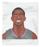 Chris Paul Fleece Blanket