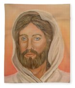 Christ Fleece Blanket