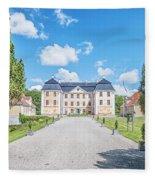 Christinehofs Slott Entrance Fleece Blanket