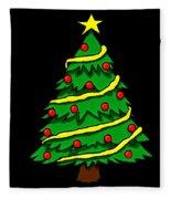 Christmas Fleece Blanket