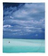 Christmas Island, Bone Fi Fleece Blanket