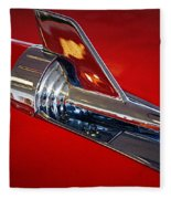 Chrome Fleece Blanket