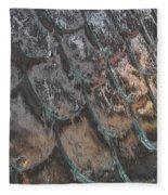 Chrome1 Fleece Blanket