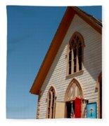 Church Prayers St Pauls Fleece Blanket