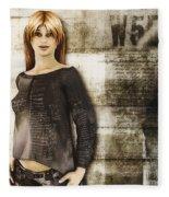 Cindy Fleece Blanket