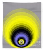 Circle I Fleece Blanket