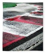 Circuit De Montreal ... Fleece Blanket