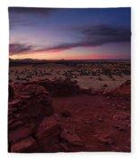 Citadel Sunset Fleece Blanket