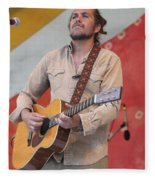 Citizen Cope Clarence Greenwood Fleece Blanket