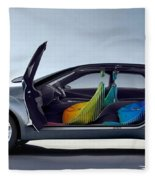 Citroen Hypnos Interior Fleece Blanket