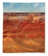 City - Arizona - The Grand Canyon Fleece Blanket