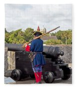 City Guard Fleece Blanket