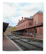 Cumberland City Station Fleece Blanket