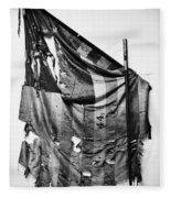 Civil War: Union Flag Fleece Blanket