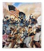 Civil War: Vicksburg, 1863 Fleece Blanket