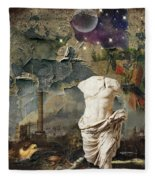 Civilization I Fleece Blanket