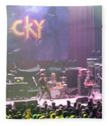 Cky 3 Fleece Blanket