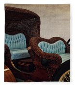 Classic Cars 1 Fleece Blanket