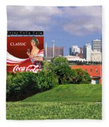 Classic Summer Fleece Blanket