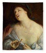Cleopatra 1640 Fleece Blanket