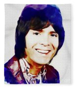 Cliff Richard, Music Legend Fleece Blanket