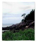 Cliffside II Fleece Blanket