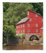 Clinton Mill I Fleece Blanket