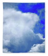 Cloud Commotion Fleece Blanket