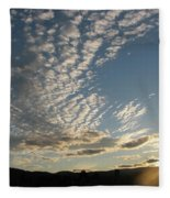 Cloud Dancing Fleece Blanket
